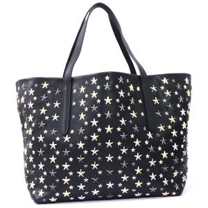 Jimmy Choo❤️NEW❤️Sophia Star studded leather tote